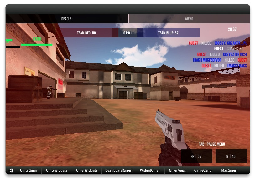 Screenshot 1 for Combat 3