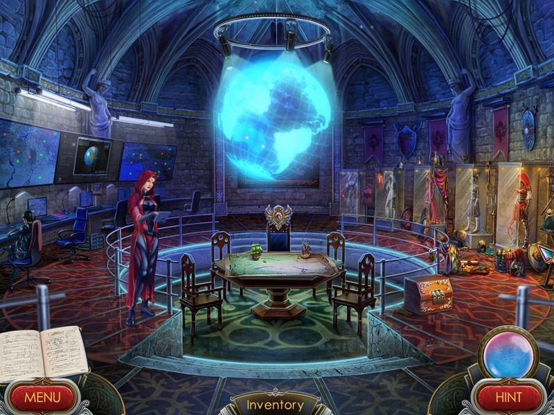 Screenshot 1 for Dark Angels: Masquerade of Shadows