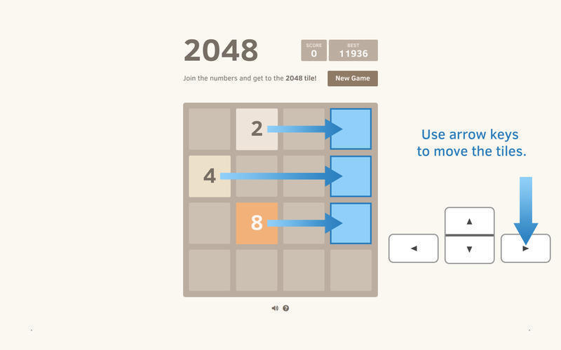 Screenshot 4 for 2048+