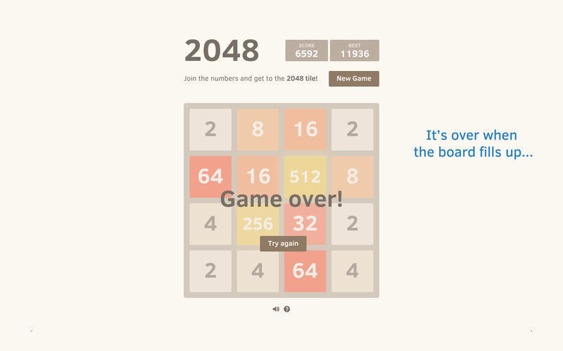 Screenshot 5 for 2048+