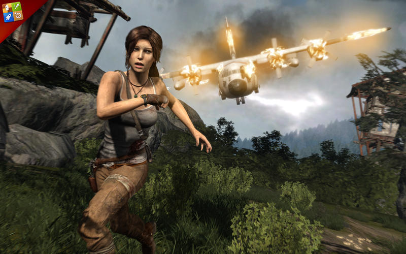 Screenshot 1 for Tomb Raider