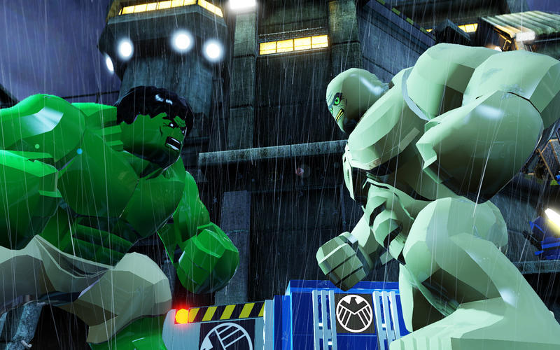 Screenshot 2 for LEGO Marvel Super Heroes