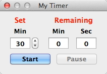 Screenshot 1 for My Timer