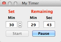 Screenshot 2 for My Timer