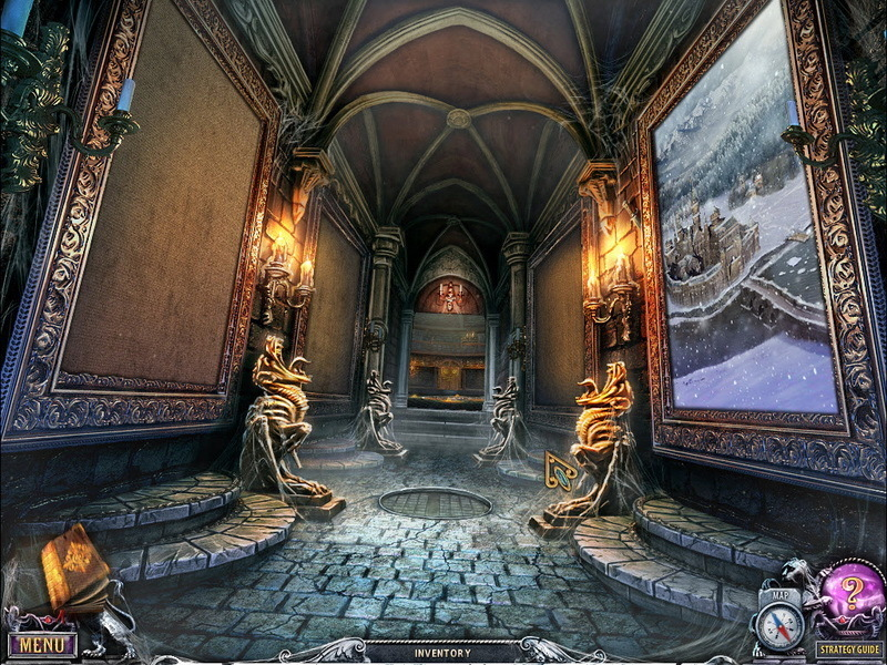 Screenshot 1 for House of 1000 Doors: The Palm of Zoroaster Collector's Edition
