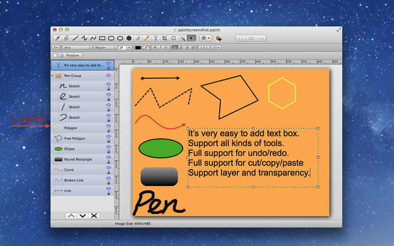 Screenshot 1 for Paint Pro
