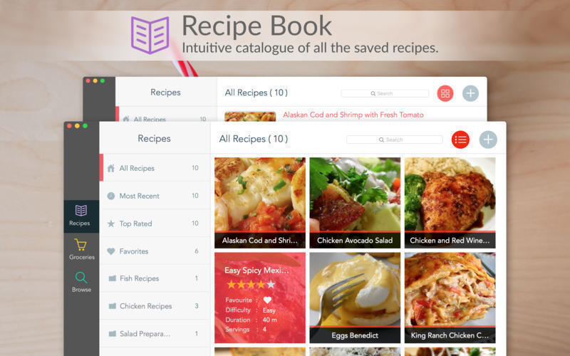 Screenshot 2 for Recipes