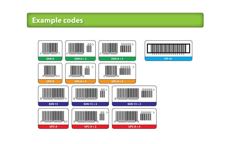 Screenshot 3 for Barcode Basics