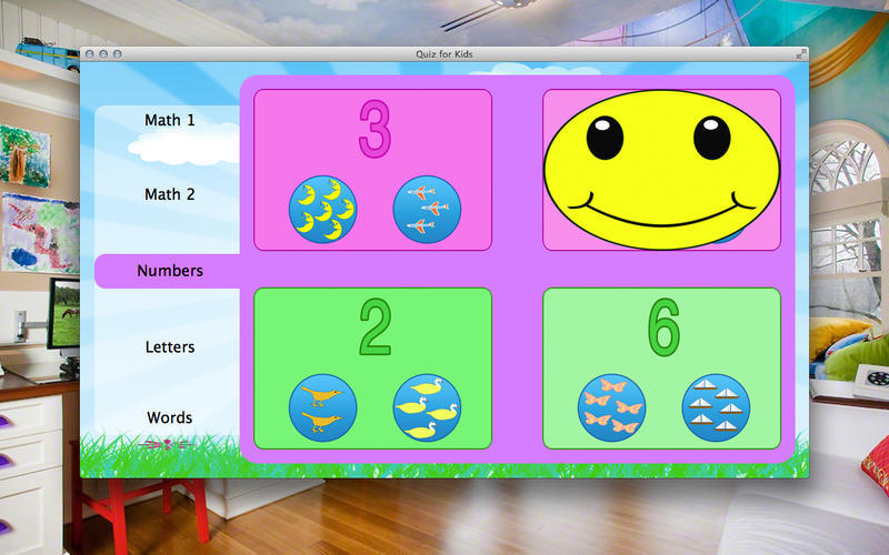 Screenshot 2 for Quiz for Kids
