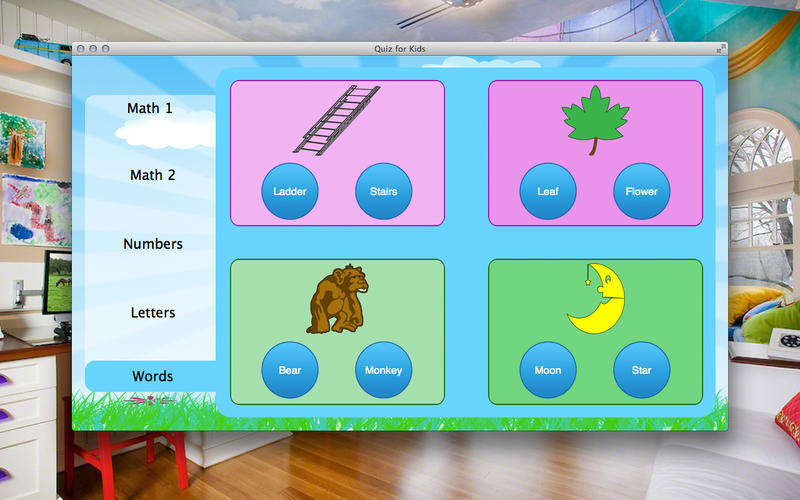 Screenshot 4 for Quiz for Kids