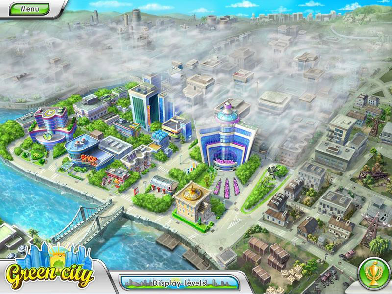 Screenshot 1 for Green City
