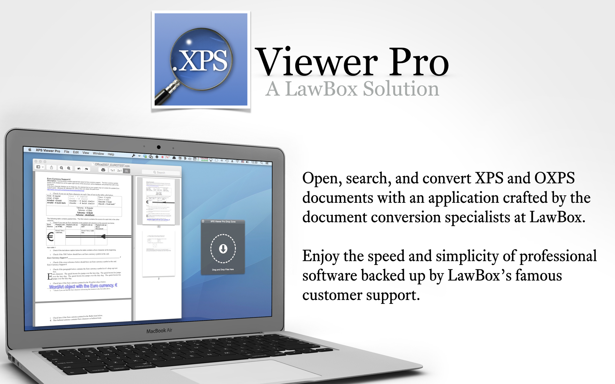 Screenshot 1 for XPS Viewer Pro