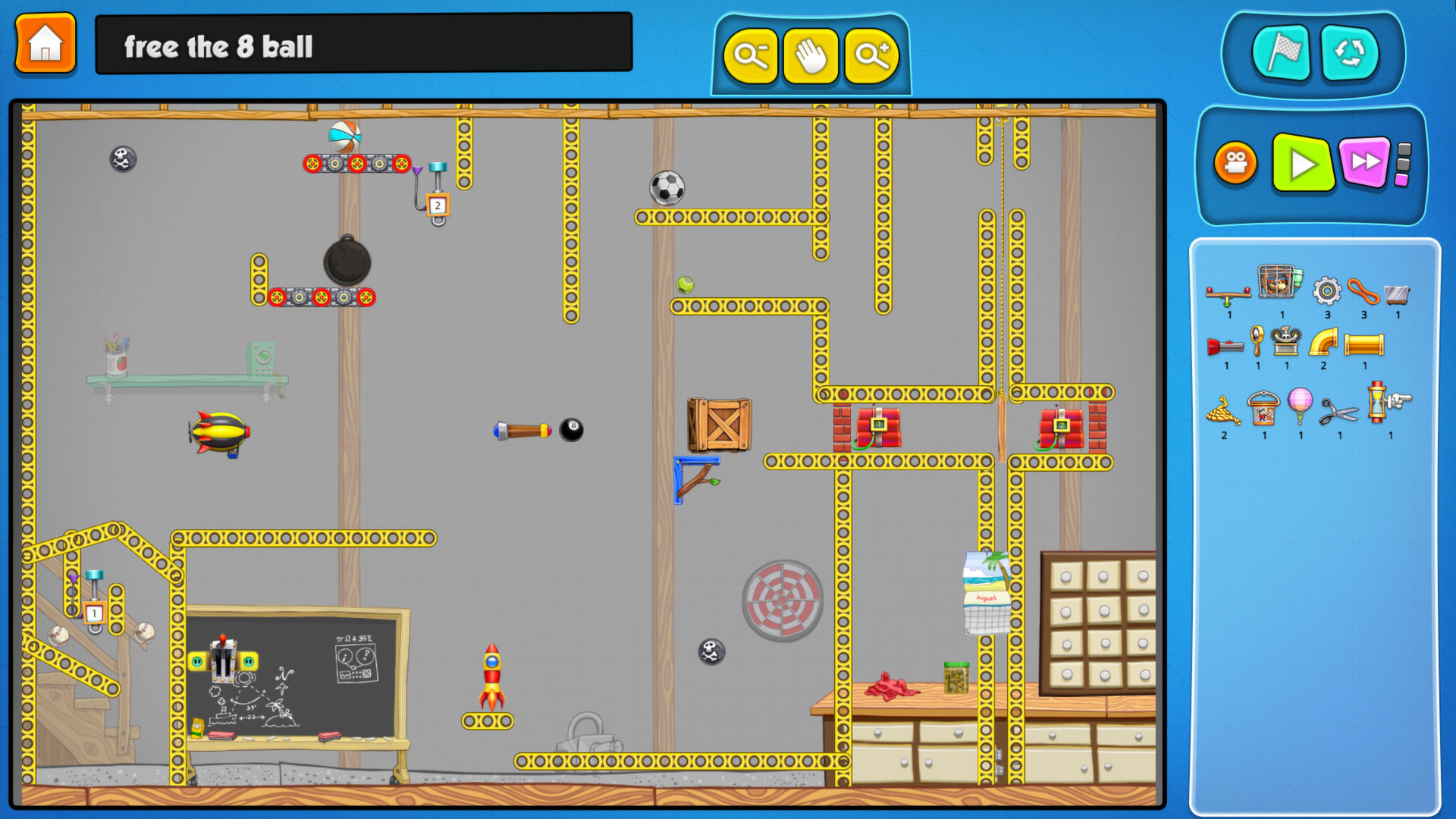 Screenshot 2 for Contraption Maker