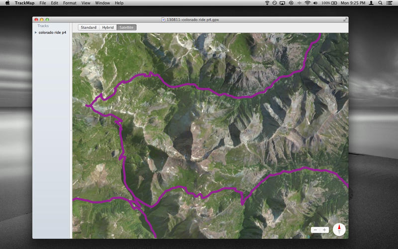 Screenshot 2 for TrackMap