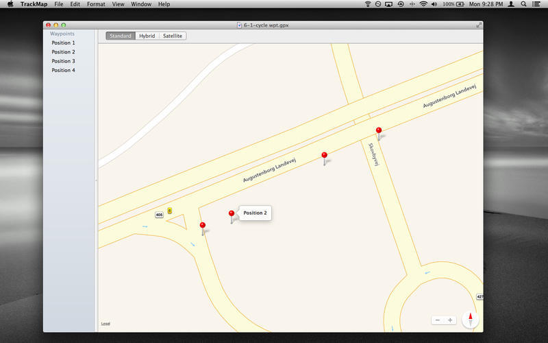 Screenshot 3 for TrackMap