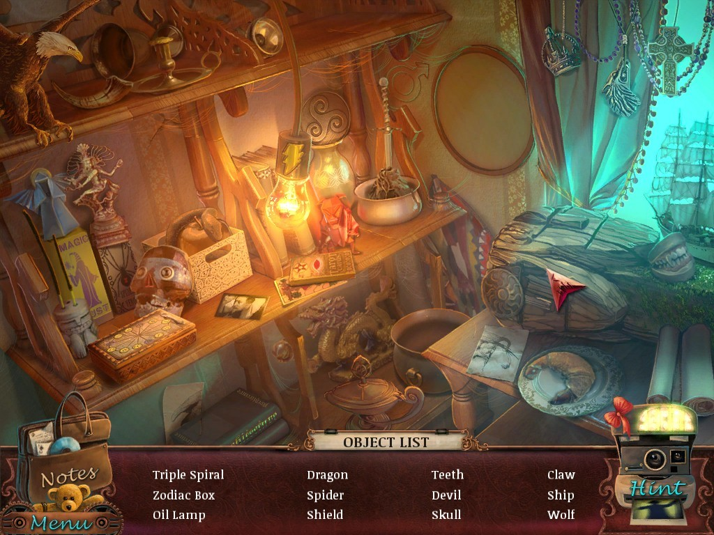 Screenshot 1 for Deadly Puzzles: Toymaker