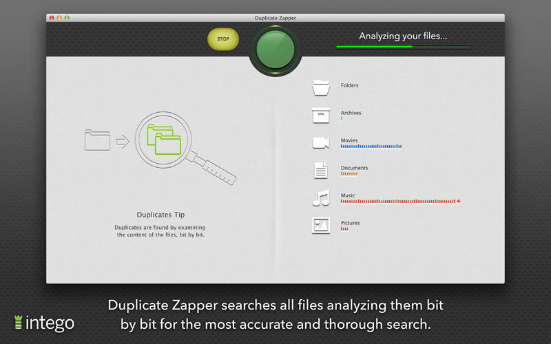 Screenshot 3 for Duplicate Zapper