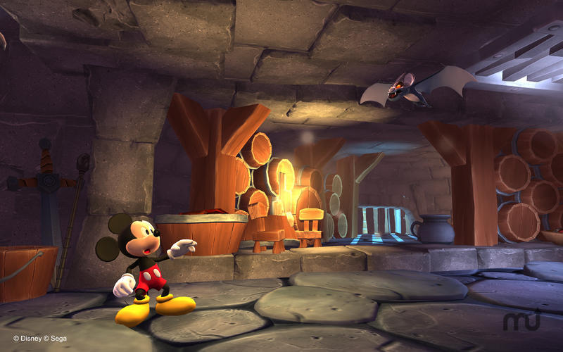 Screenshot 3 for Castle of Illusion Starring Mickey Mouse