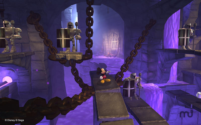 Screenshot 4 for Castle of Illusion Starring Mickey Mouse