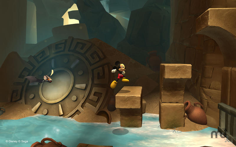 Screenshot 5 for Castle of Illusion Starring Mickey Mouse