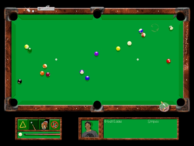 Screenshot 1 for Ultimate Pool