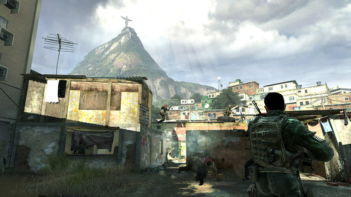 Screenshot 1 for Call of Duty: Modern Warfare 2