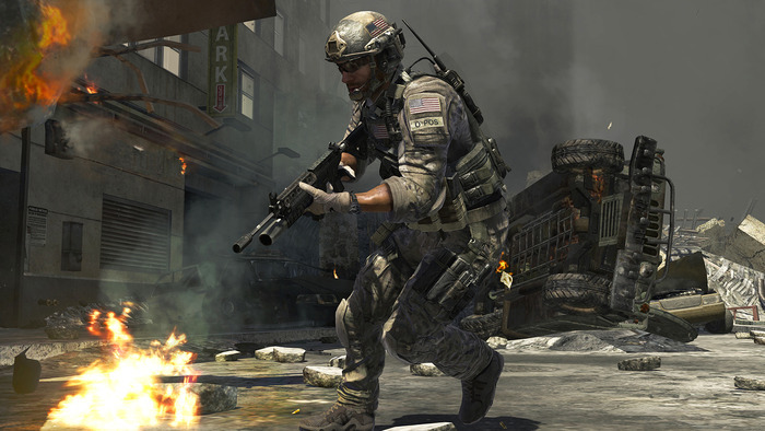 Screenshot 2 for Call of Duty: Modern Warfare 3