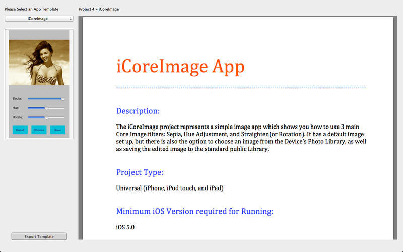 Screenshot 1 for Apps Source Code