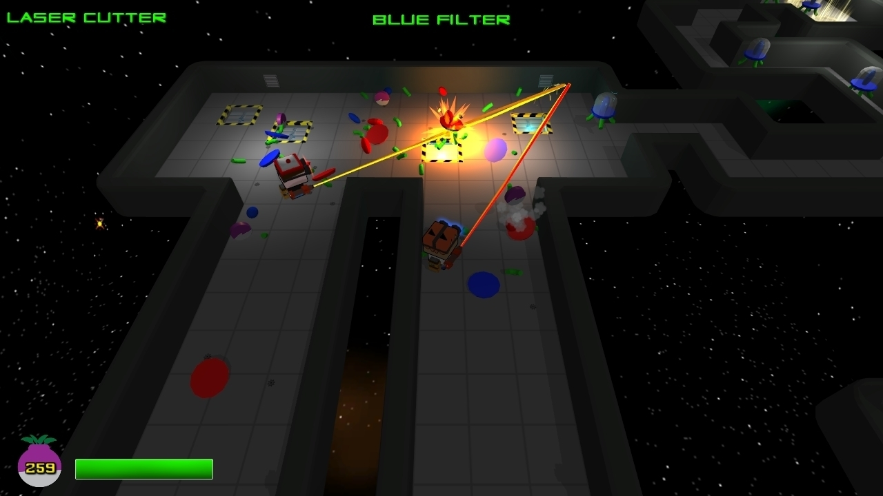 Screenshot 1 for Space Farmers