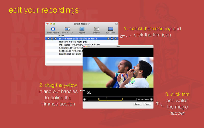 Screenshot 3 for Smart Recorder
