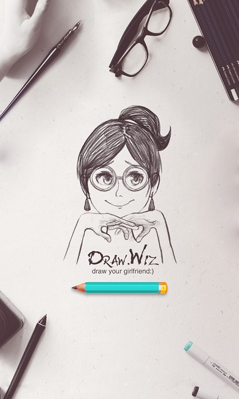 Screenshot 1 for DrawWiz