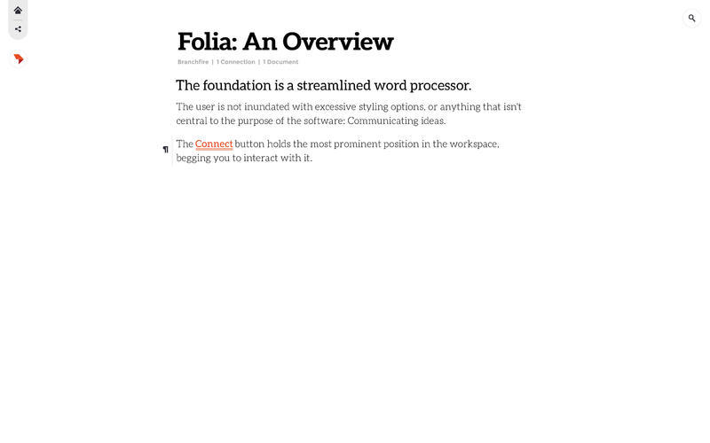 Screenshot 1 for Folia