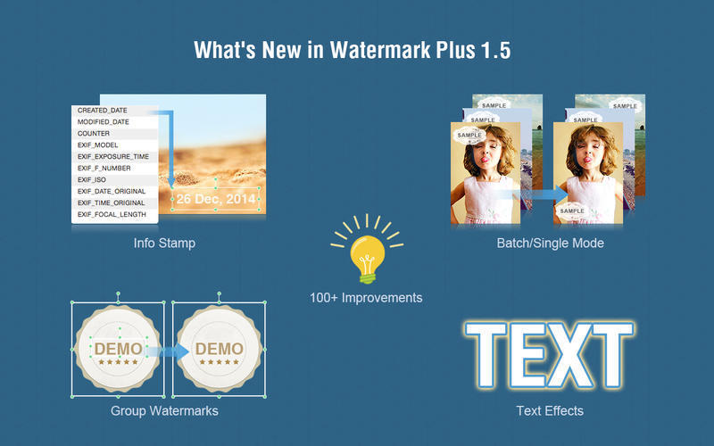 Screenshot 4 for Watermark Plus