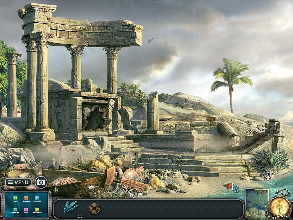 Screenshot 1 for Alexander the Great: Secrets of Power