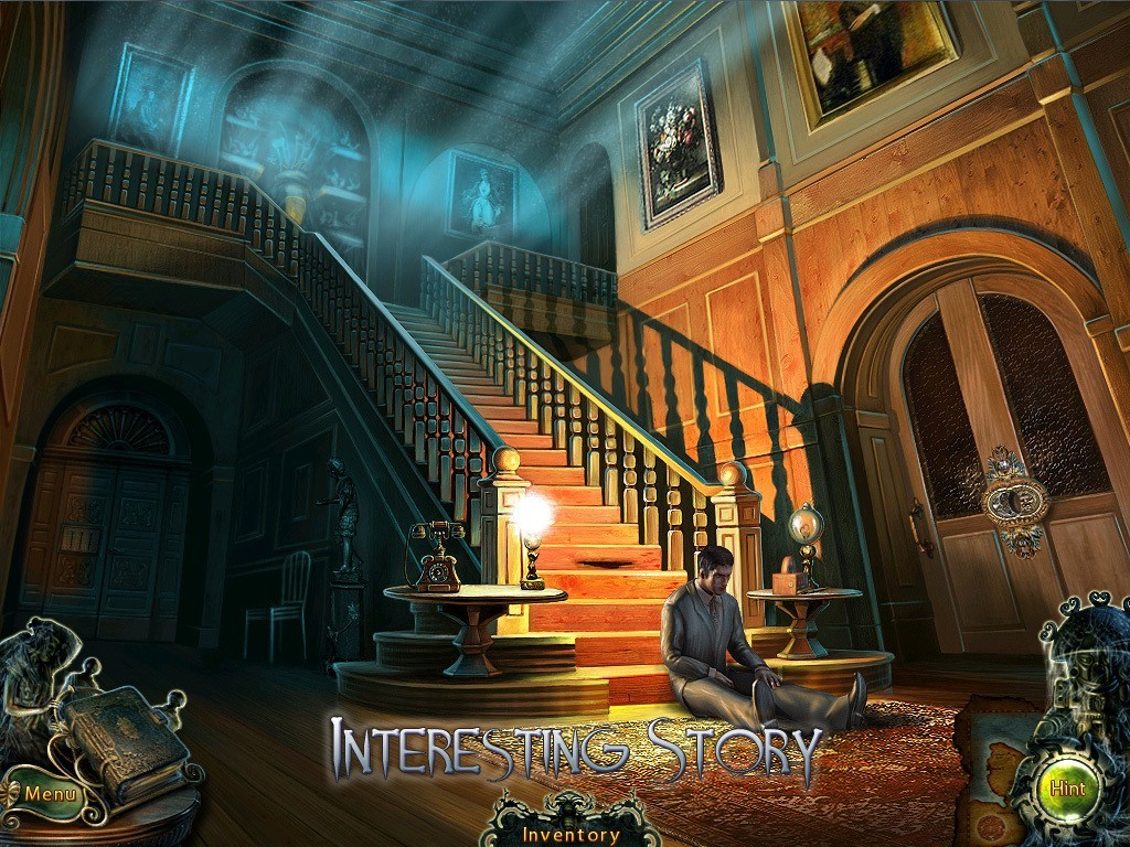 Screenshot 1 for Enigma Agency: The Case of Shadows CE