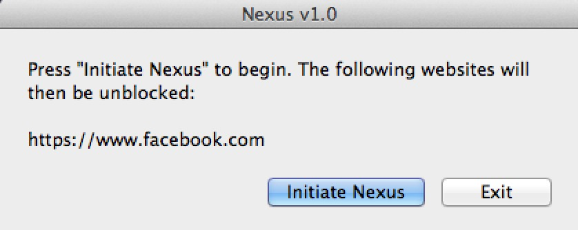 Screenshot 1 for Nexus