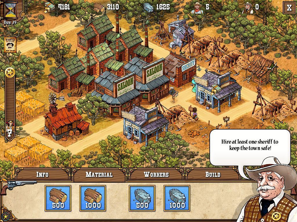 Screenshot 1 for Big Bang West