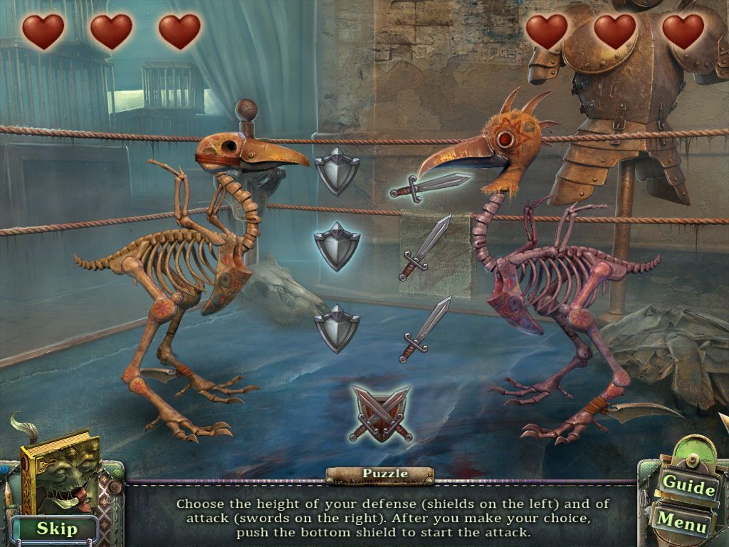 Screenshot 1 for Calavera: Day of the Dead CE
