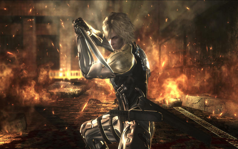 Screenshot 2 for Metal Gear Rising - Revengeance