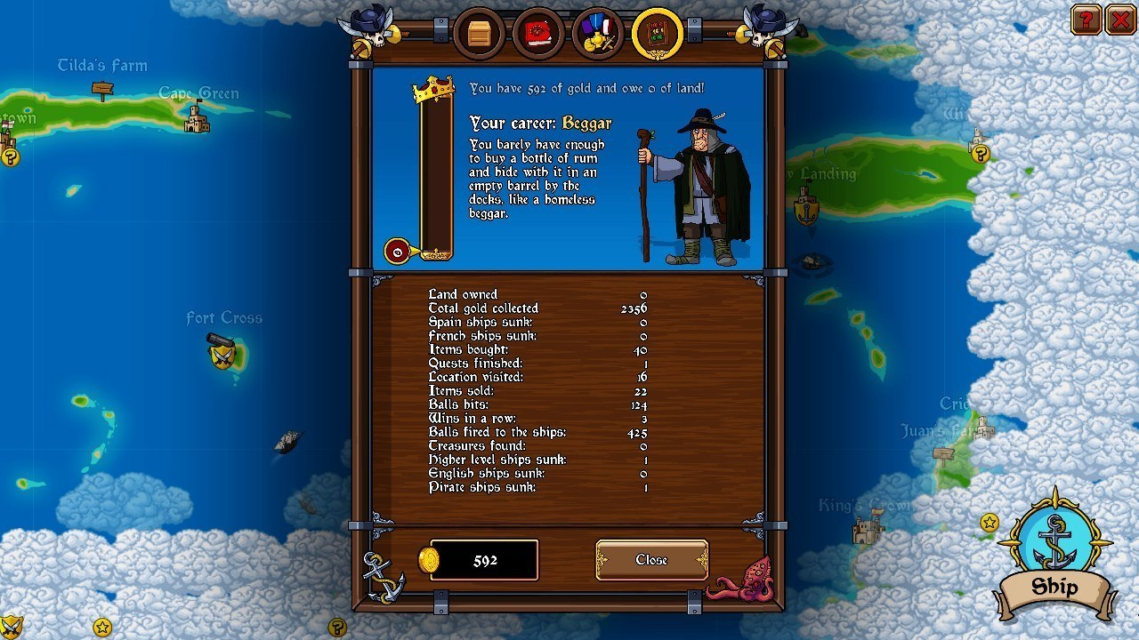 Screenshot 3 for Loot Hunter
