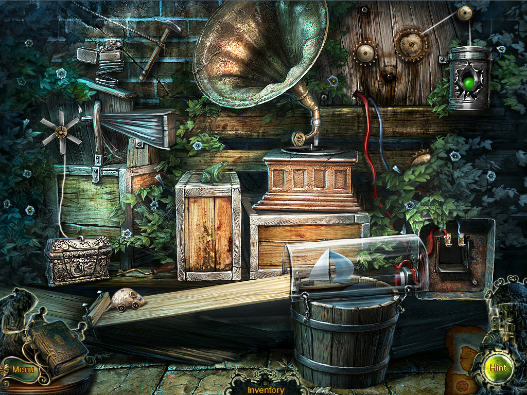 Screenshot 3 for Enigma Agency: The Case of Shadows