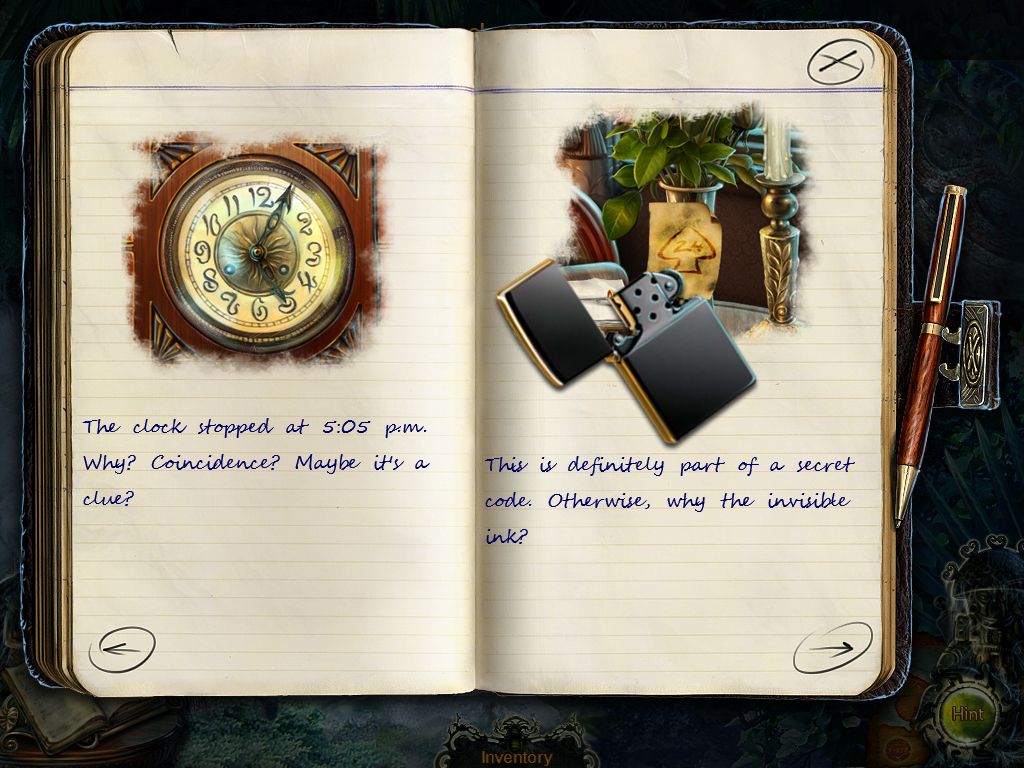 Screenshot 5 for Enigma Agency: The Case of Shadows