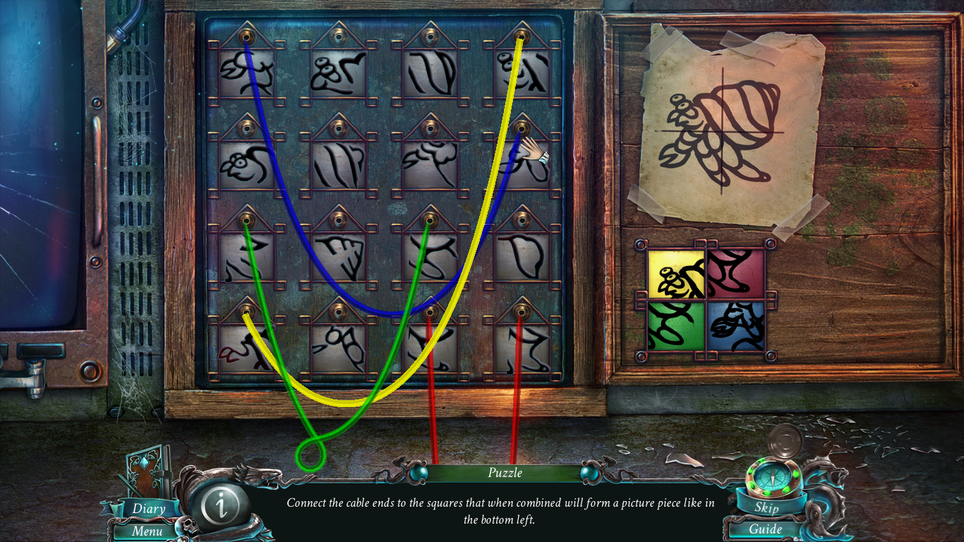 Screenshot 4 for Nightmares from the Deep: The Siren's Call CE