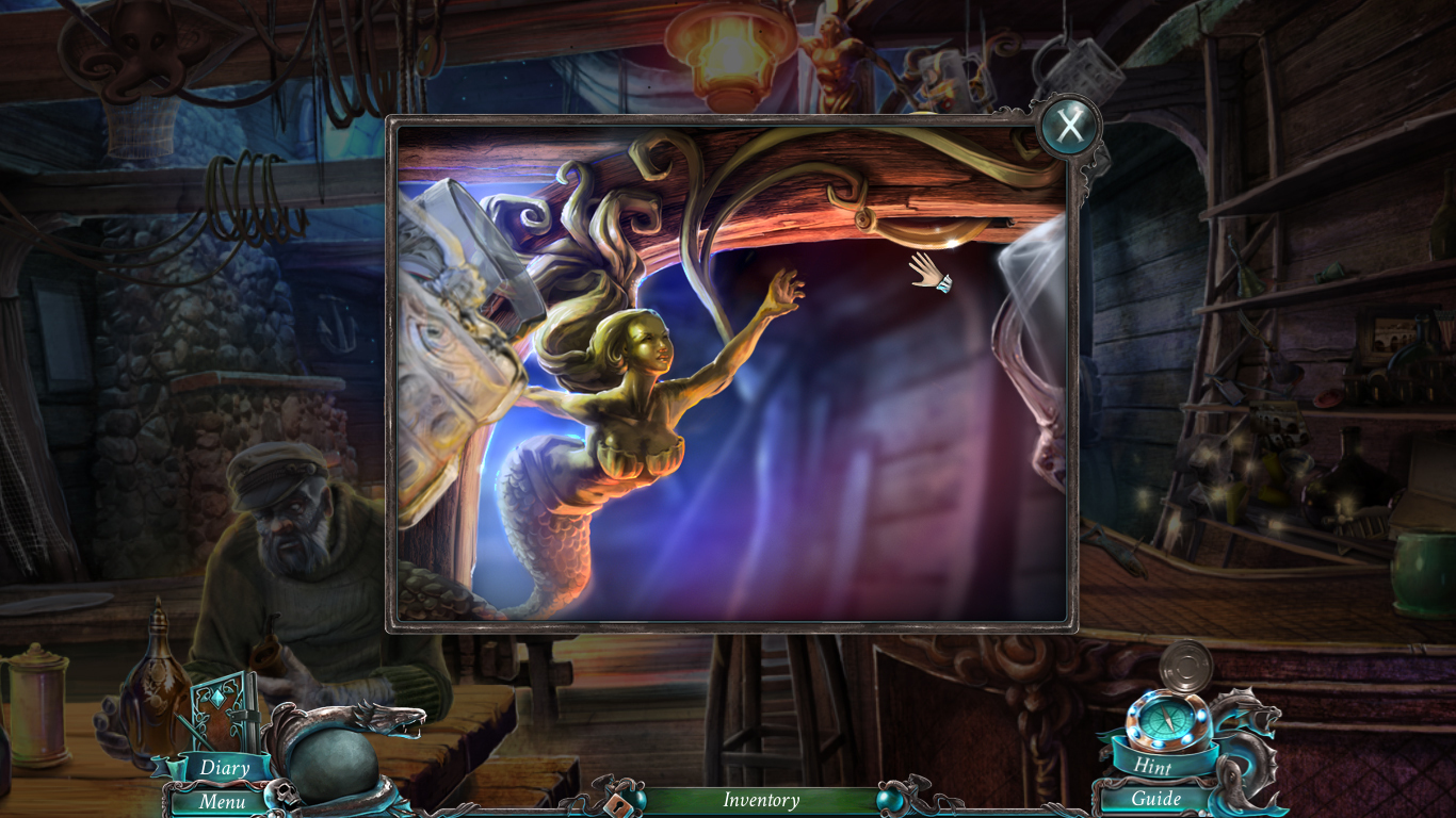Screenshot 5 for Nightmares from the Deep: The Siren's Call CE