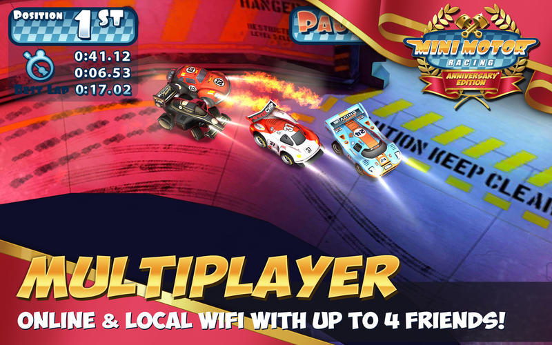 Screenshot 5 for Mini Motor Racing