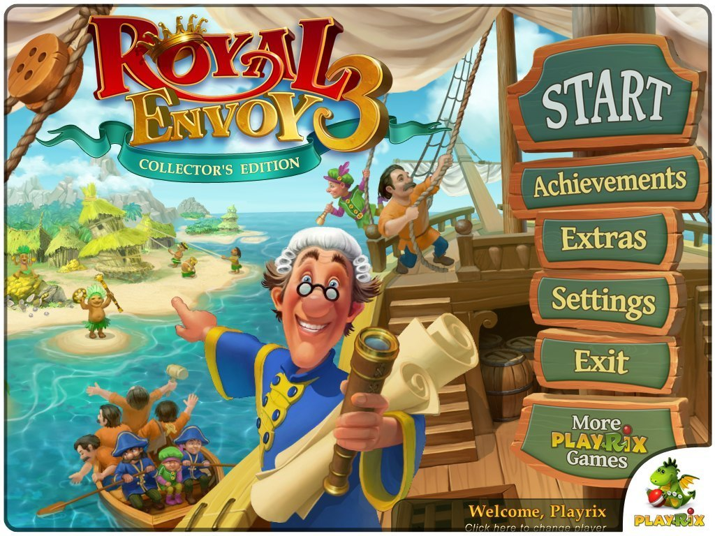 Screenshot 1 for Royal Envoy 3 CE