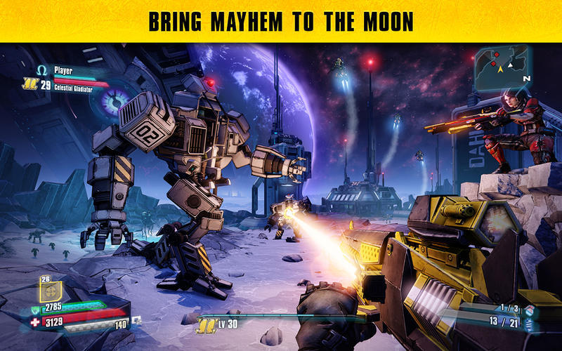 Screenshot 1 for Borderlands: The Pre-Sequel!