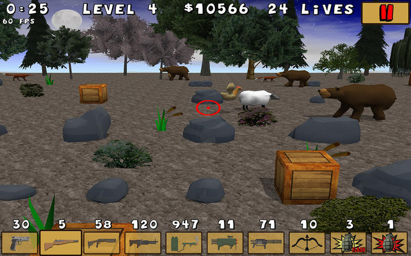 Screenshot 3 for Critter Crush