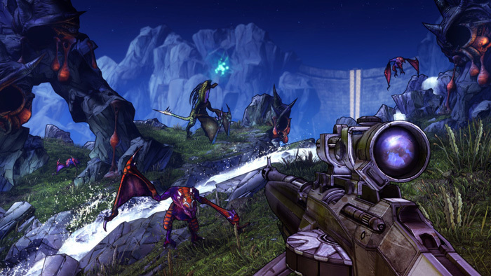 Screenshot 1 for Borderlands 2: Complete Bundle