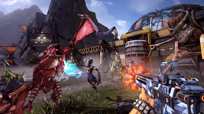 Screenshot 2 for Borderlands 2: Complete Bundle